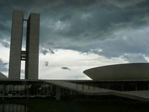 Bild der Verwaltungshauptstadt Brasilia