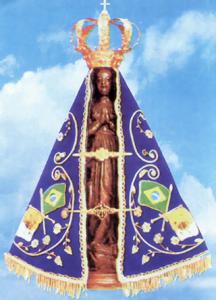 Die Madonna von Aparecida