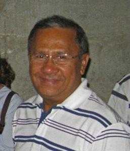 Bild Padre Robério, Geistlicher von Mãe Luiza; Natal/RN