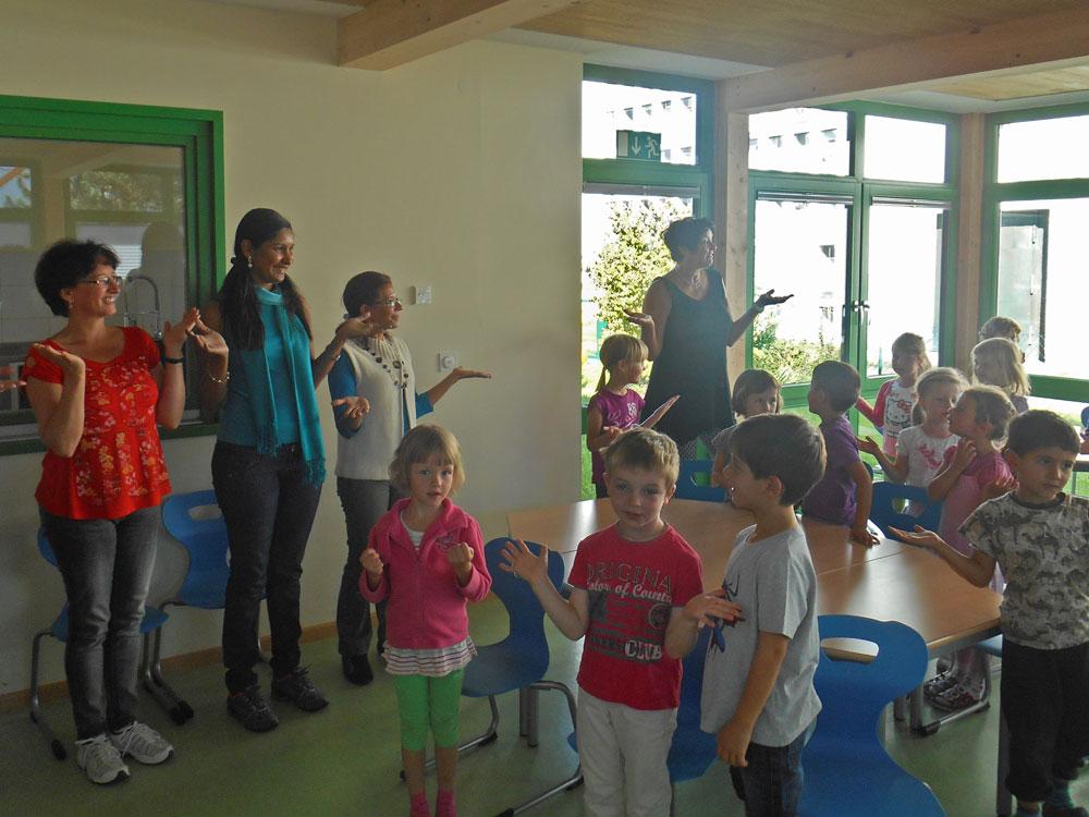 Bild im Kindergarten St. Raffael
