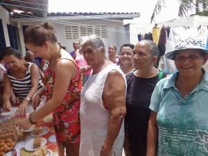 Bild im Espaço Solidario