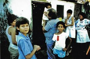 Bild von Padre Sabino im Viertel Mae Luiza