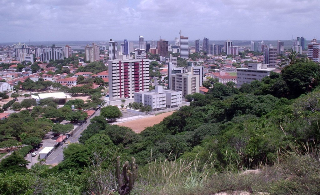 Blick nach Natal