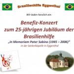 Konzert 25a Eggenthal-Flyer